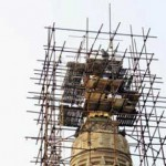 Buddhist temple gets 300kg gold :NEWS