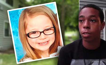 Teenagers Temar Boggs and Chris Garcia rescue 5-year-old girl from kidnapping