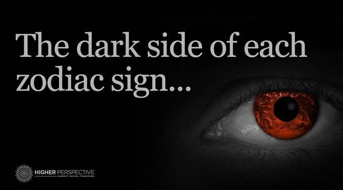 Discover The Dark Side Of Your Zodiac Sign