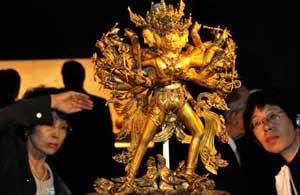 Rare Buddhist Art Treat in Tokyo