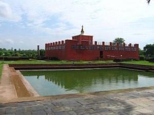 Buddha was born in Nepal