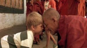 Buddhist movie review, Little Buddha as seen