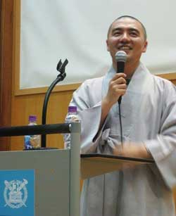 Buddhist Monk Signs Global Publishing agreement for Book of Essays
