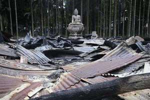 Bangladesh Buddhists under attack; Minorities face severe hardships