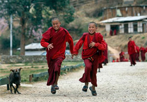 A monk's life