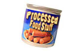 Processed Or Pre-Cooked Foods
