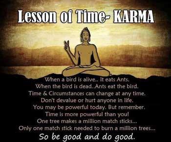 Karma & Pancha Niyamas