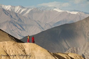 Buddhist Monks in the Himalayas Learn Fresh Water Conservation