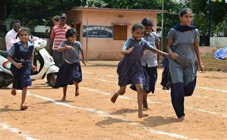 Girl's Race
