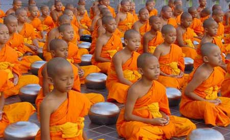 10 Buddhist Precepts
