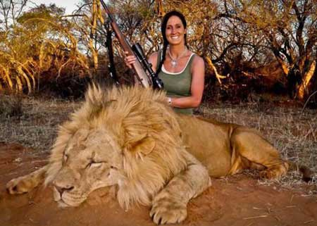 Jani writes to Melissa Bachman & help deny Melissa Bachman's entry to south Africa