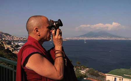 "Nicholas Vreeland documentary ""Monk with a Camera"" slated for Amsterdam world premiere"
