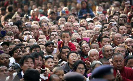Global Buddhists come to Bodhi Gaya for peace conference