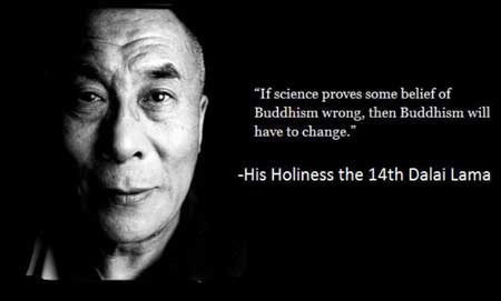Buddhism to Modern Science