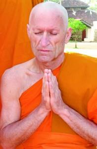 Theravada Buddhist monk