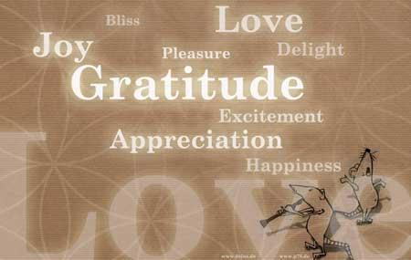 Grateful & Positive