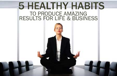 5 Tricks to Hack Your Way to Better Life Habits