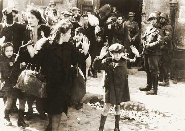 Warsaw Ghetto Uprising, 1943