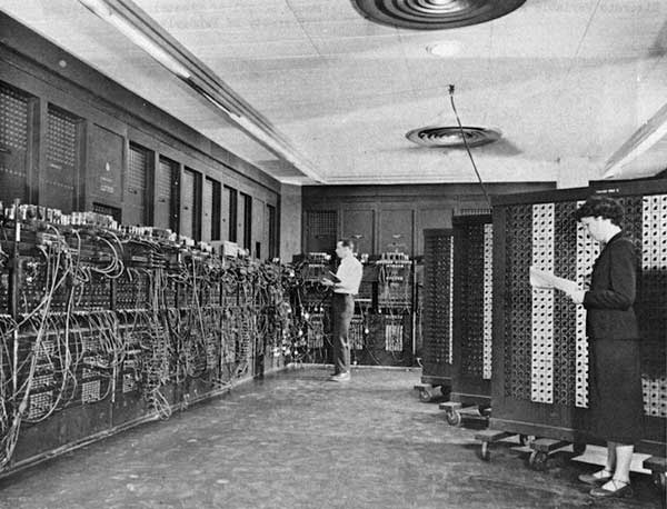 The First Computer, 1946