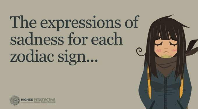 Discover How You Express Sadness Based On Your Zodiac Sign
