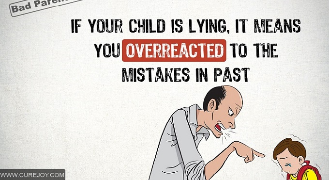 Bad Parenting -12 Signs of Bad Parenting! Are You One of Them?