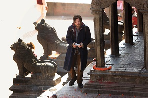 Doctor Strange brought the actor, cast, and crew to Kathmandu, where they filmed scenes at famed sites such as the Swayambhunath stupa. Photo by Flaxmi Prasad Ngakhusi.