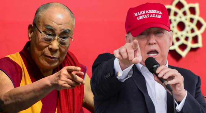 The Dalai Lama Did Not Compare Donald Trump To Hitler