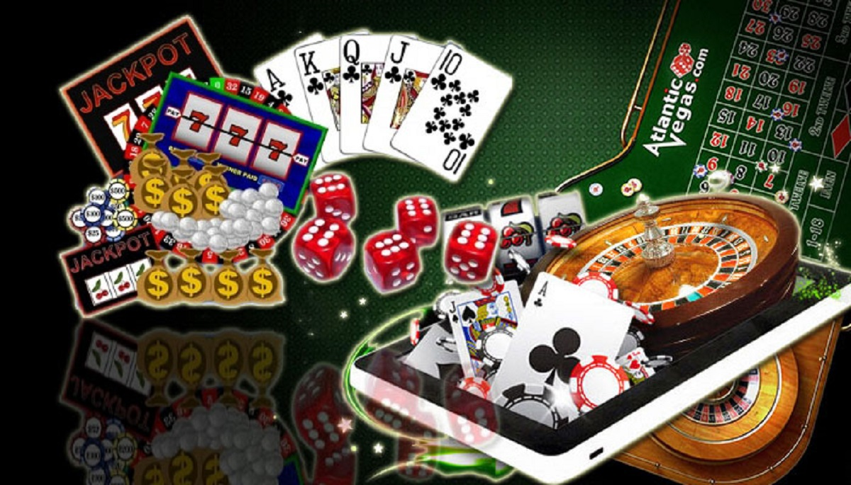Gambling Online Free Money