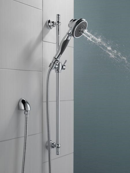 SLIDING BAR SHOWER